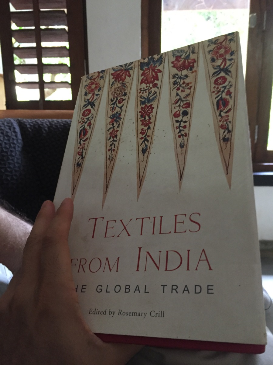 Textiles from India Cover